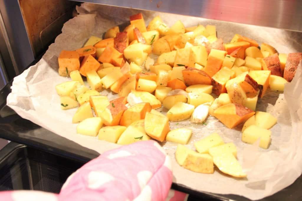 week 11 aardappeltjes