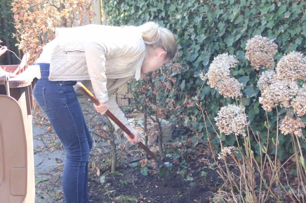 week 14 hulp in de tuin