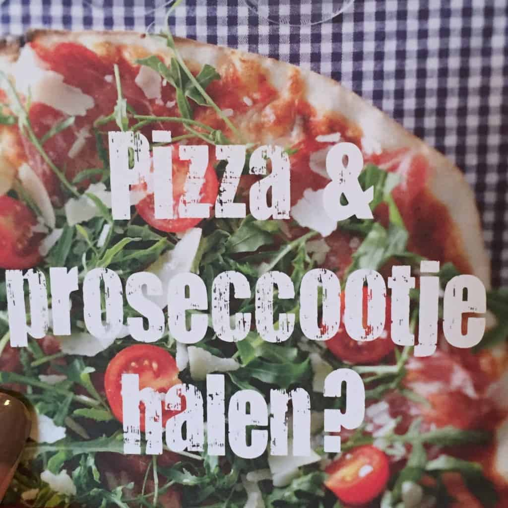 week 14 pizza