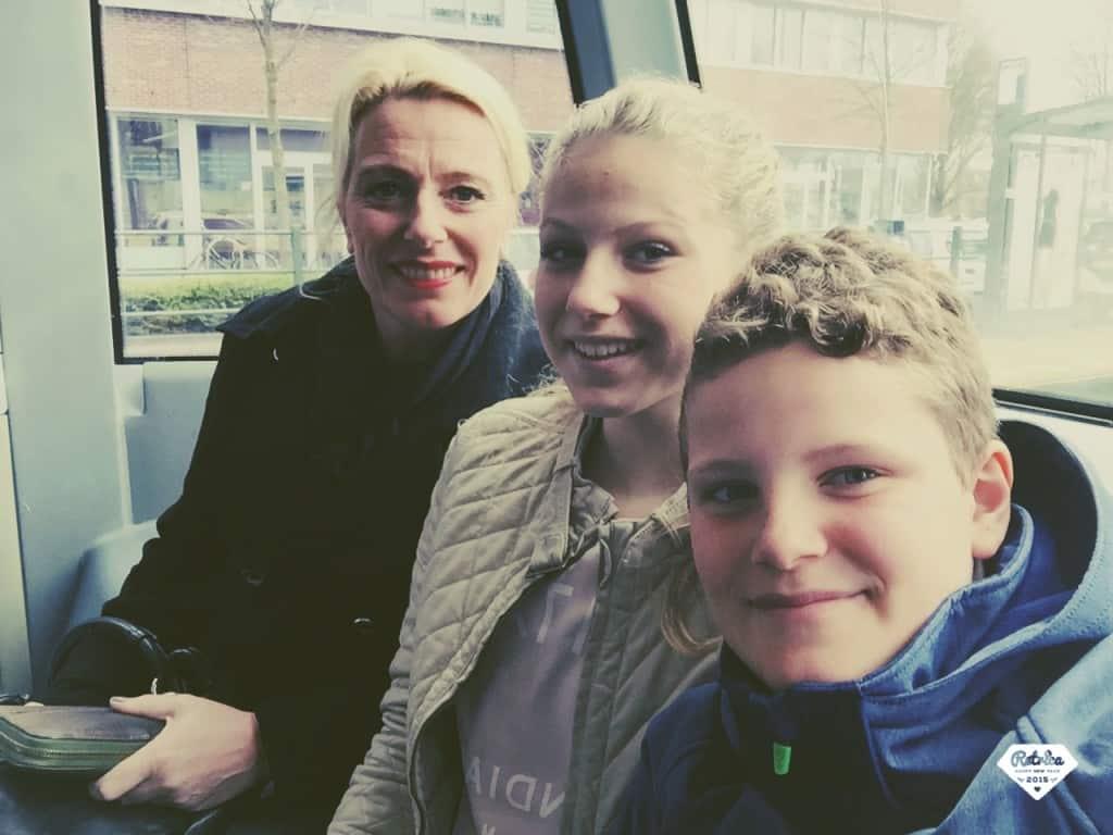 week 14 tram