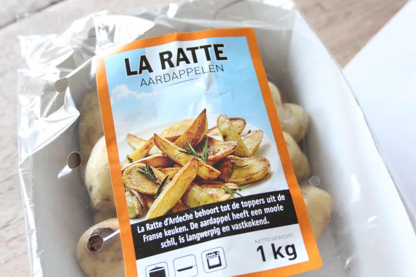 aardappels worden zwart na koken
