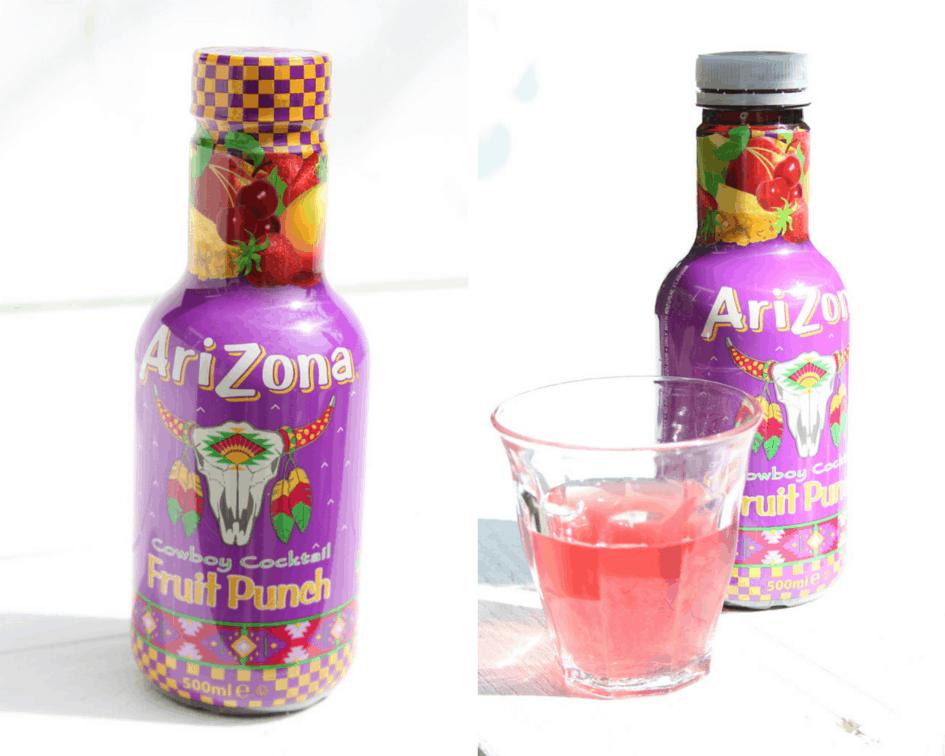 Arizona Fruit Punch duo