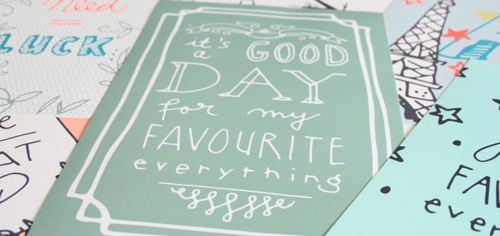 Kleur je dag met de mini posters van de HEMA