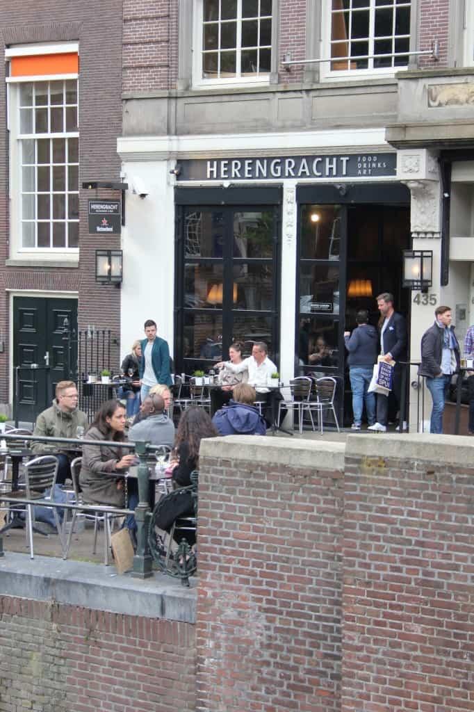 Herengracht pin
