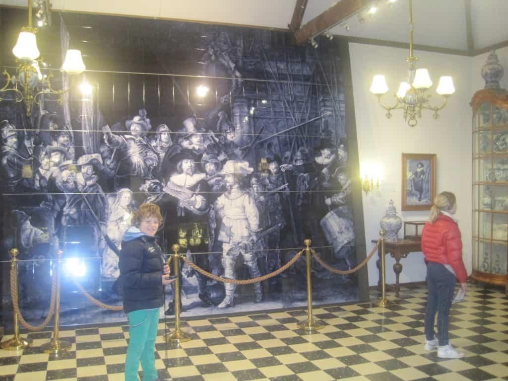 Royal Delft audiotour