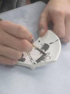 Royal Delft workshop schilderen