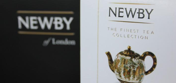 NEWBY TEAS + WINACTIE!
