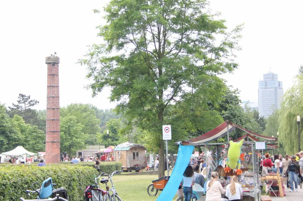 PURE MARKT in PARK FRANKENDAEL, Amsterdam | ENJOY! The Good Life