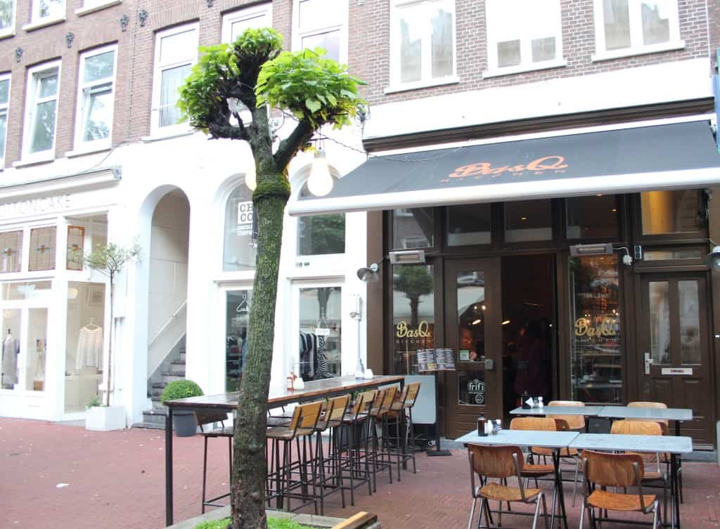 BASQ KITCHEN, Amsterdam | ENJOY! The Good Life