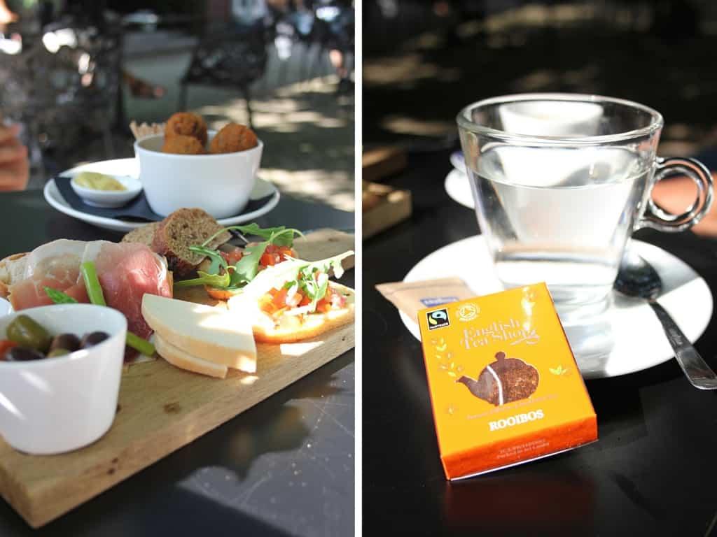 Koningsbosch duo food