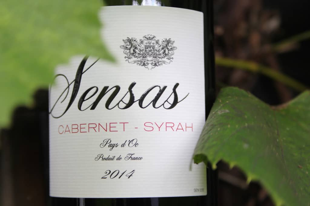 SENSAS SYRAH | ENJOY! The Good Life