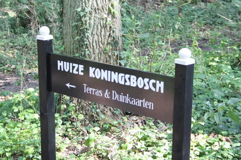 koningsbosch bord