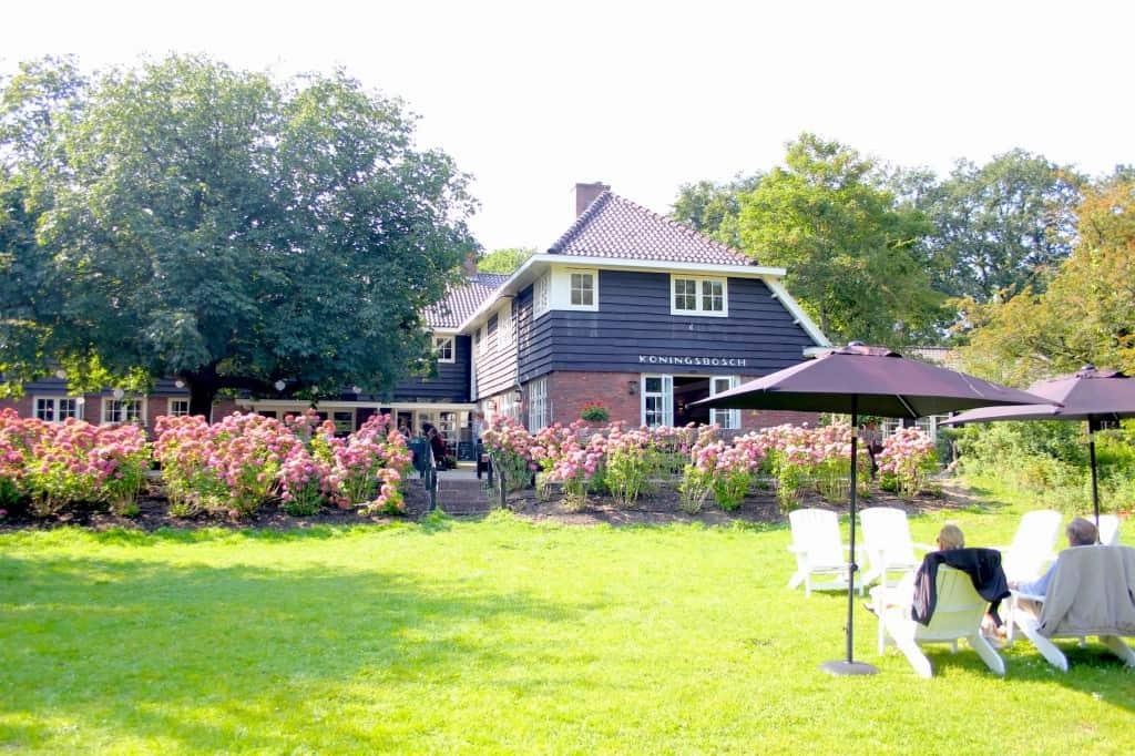 koningsbosch tuin