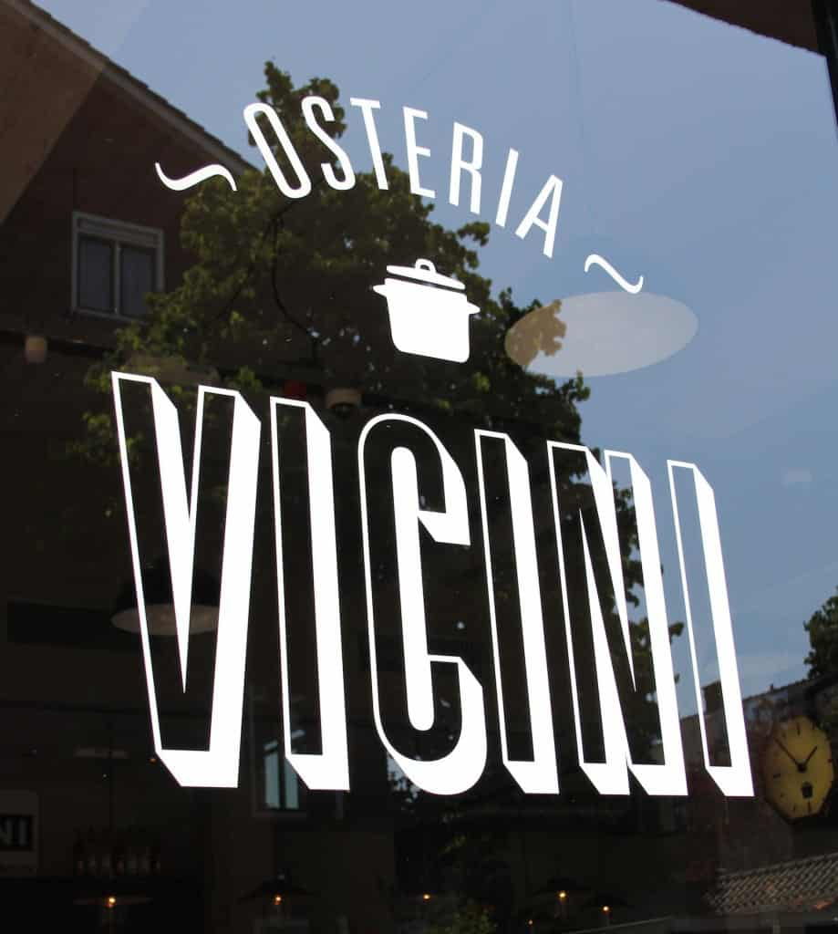 OSTERIA VICINI, Rotterdam | ENJOY! The Good Life