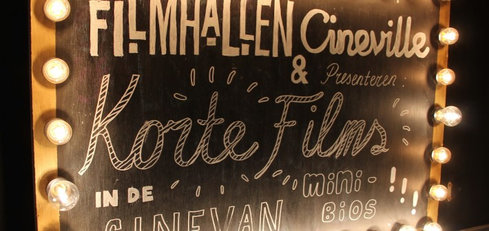 Naar de bios – Filmhallen, Amsterdam