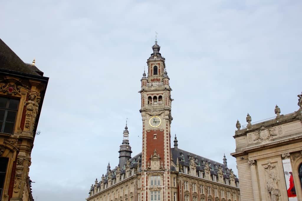 LILLE CHRISTMAS CITY TRIP | ENJOY! The Good Life