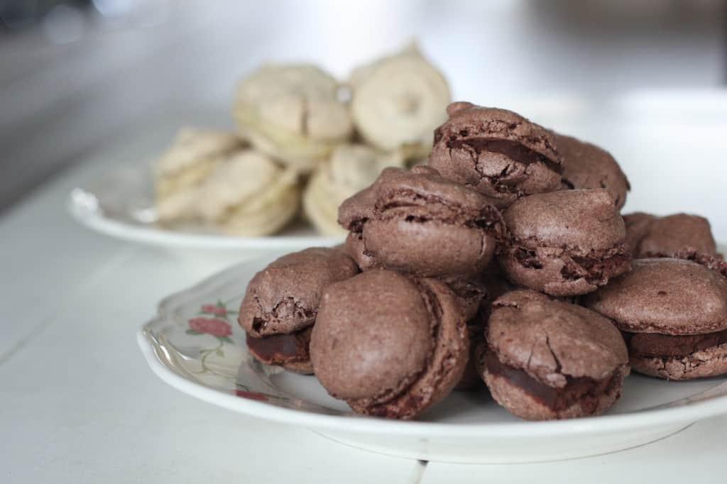 Goddelijke chocolade macarons | ENJOY! The Good Life