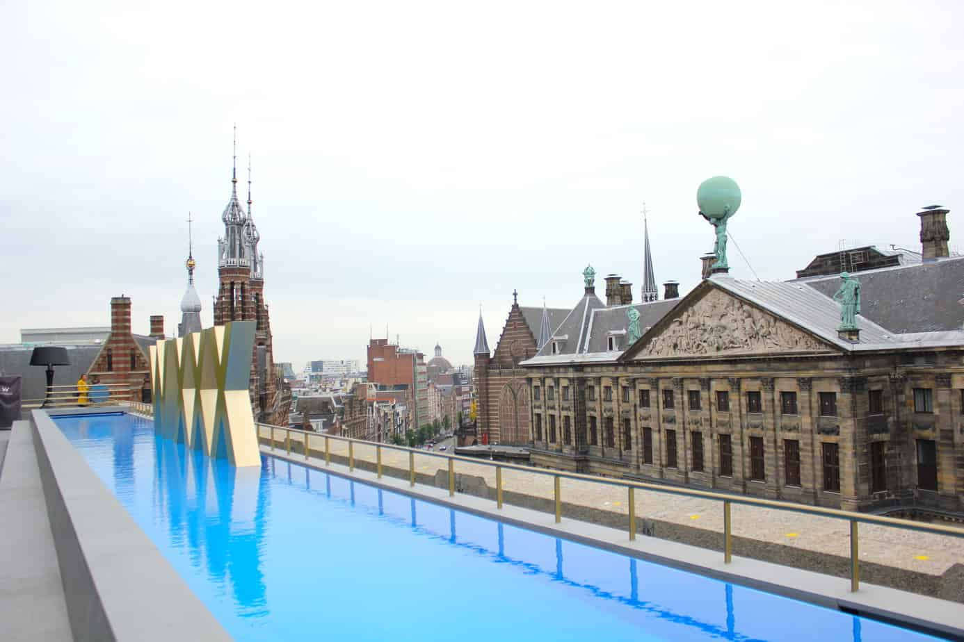 De beste rooftops van amsterdam enjoy the good life