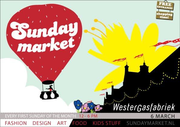 sunday market mrt