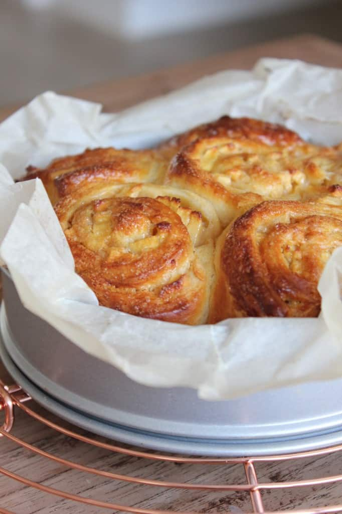 Gevulde Croissantbloem | ENJOY! The Good Life