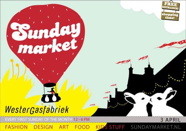 sunday market 3-4