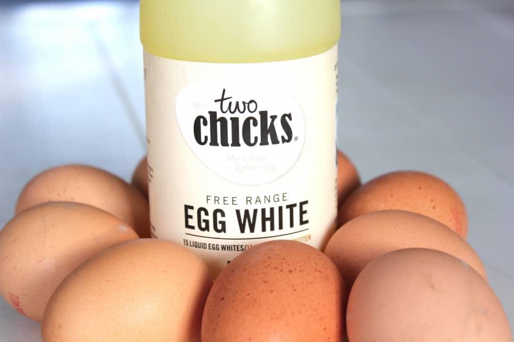 TWO CHICKS EGG WHITES | ENJOY! The Good Life