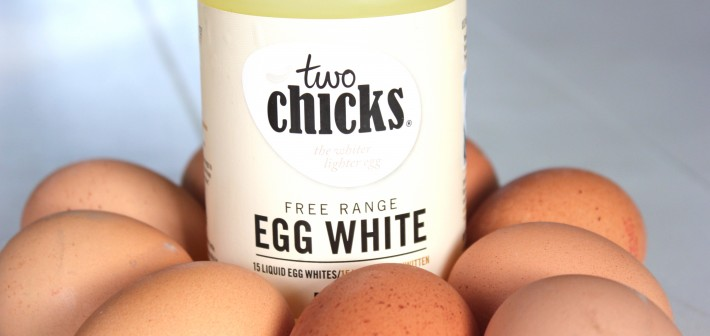 TWO CHICKS EGG WHITES