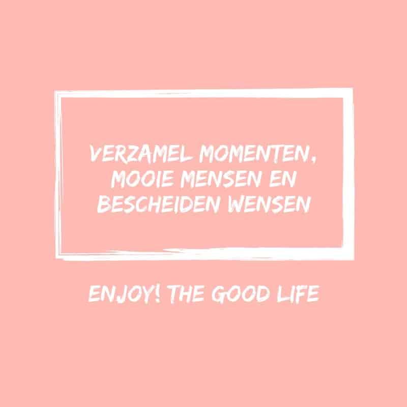 SNAPSHOTS week 14/2016 | ENJOY! The Good Life