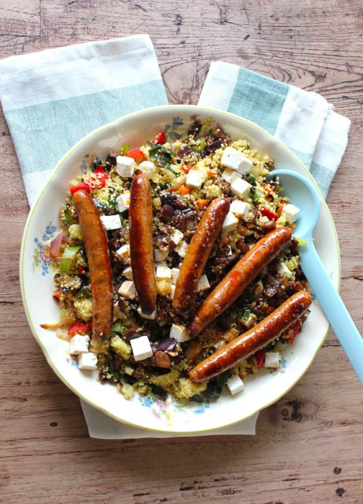 MEDITERRAANSE COUSCOUS | ENJOY! The Good Life