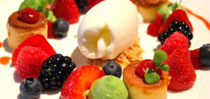 Je dessert in een andere metropool?