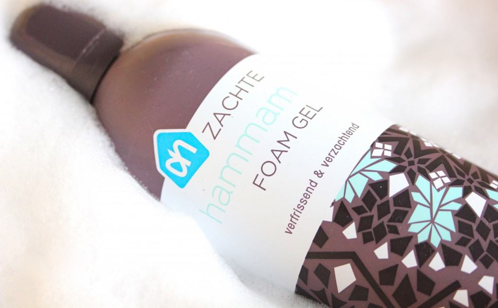 AH HAMMAM FOAM GEL | ENJOY! The Good Life