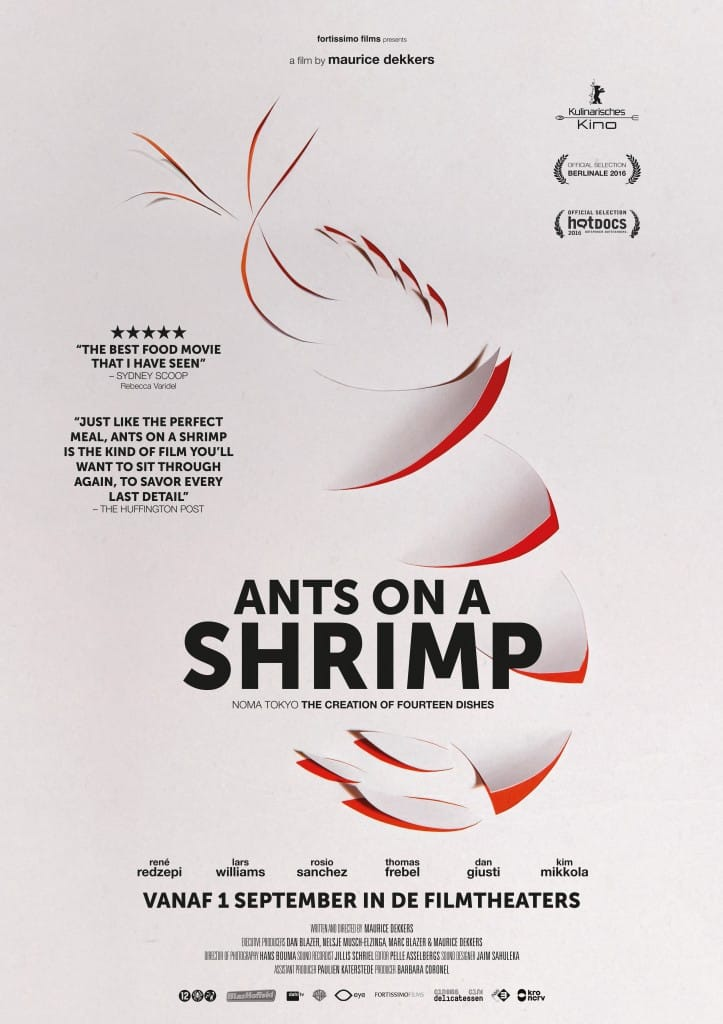 ANTS ON A SHRIMP   ENJOY! The Good Life