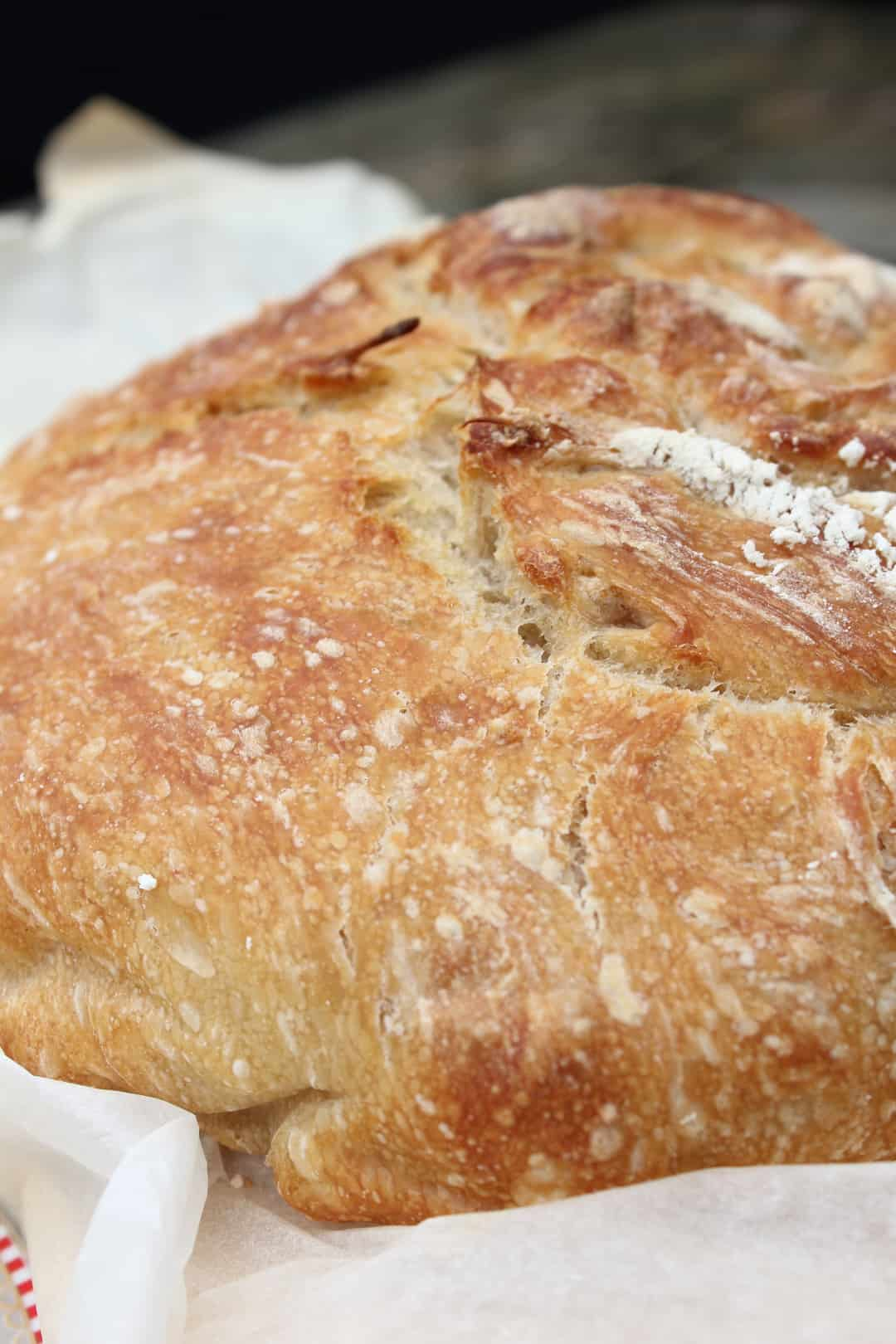 Zelf brood maken zonder kneden enjoy the good life - Kamer van brood ...