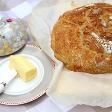 Zelf brood maken zonder kneden