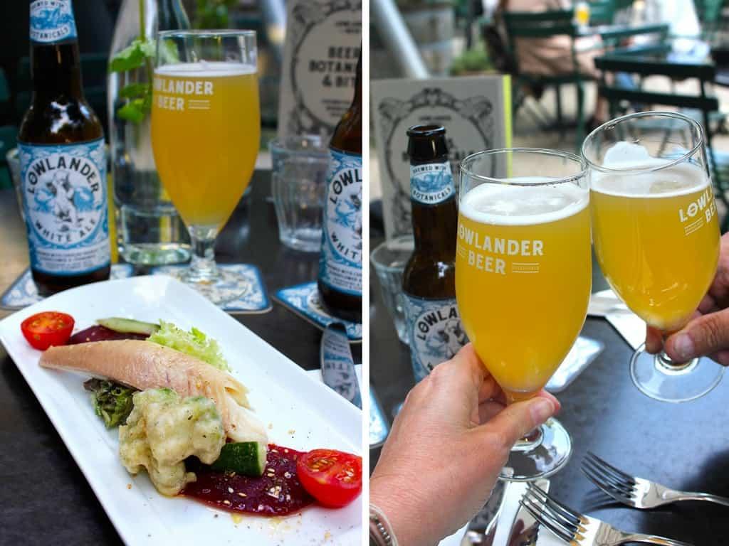 hortus lowlander duo white ale