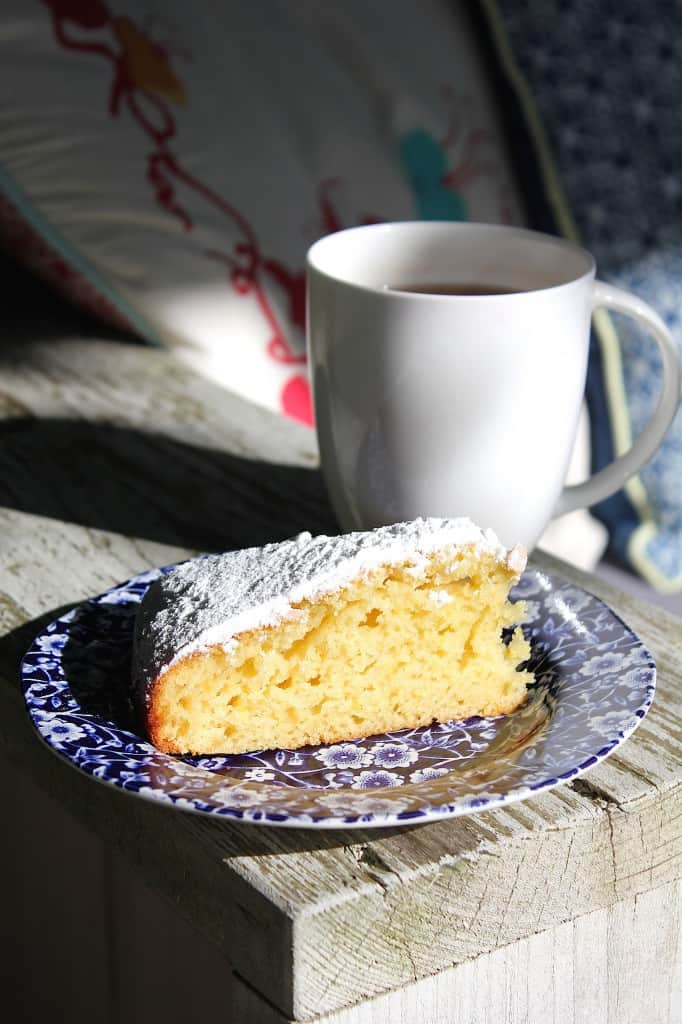 Yoghurt Citrus Cake | ENJOY! The Good Life
