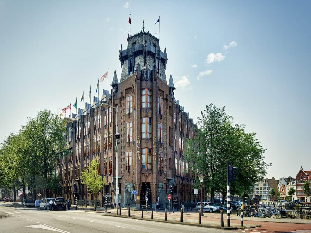 Amrtah Hotel Amsterdam