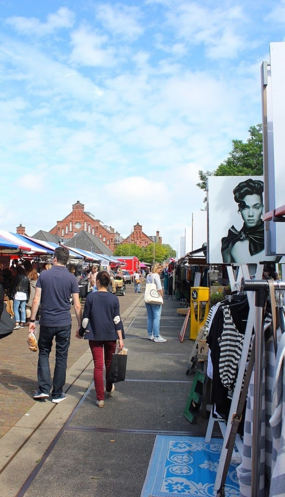 SUNDAY MARKET, Amsterdam | ENJOY! The Good Life