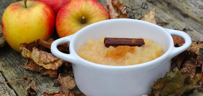 De lekkerste appelmoes maak je zelf!