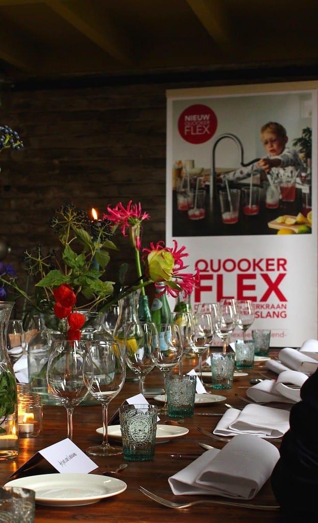 MEET THE NEW QUOOKER FLEX   ENJOY! The Good Life
