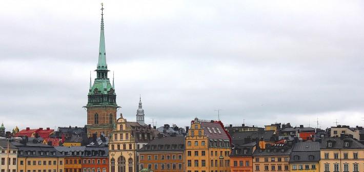 STOCKHOLM met de damespuber