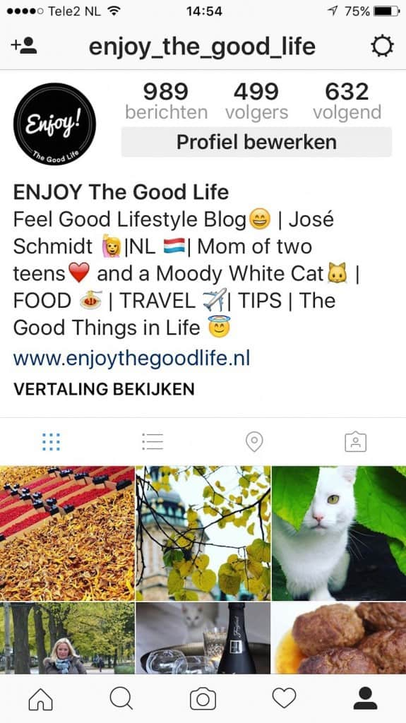 SNAPSHOTS WEEK 43/2016 | ENJOY! The Good Life