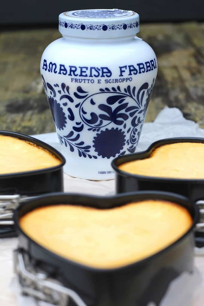 Mini cheesecake met Amarena kersen | ENJOY! The Good Life