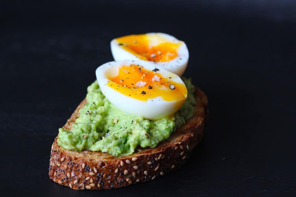 LUNCHTIME: Avocado, ei toast | ENJOY! The Good Life