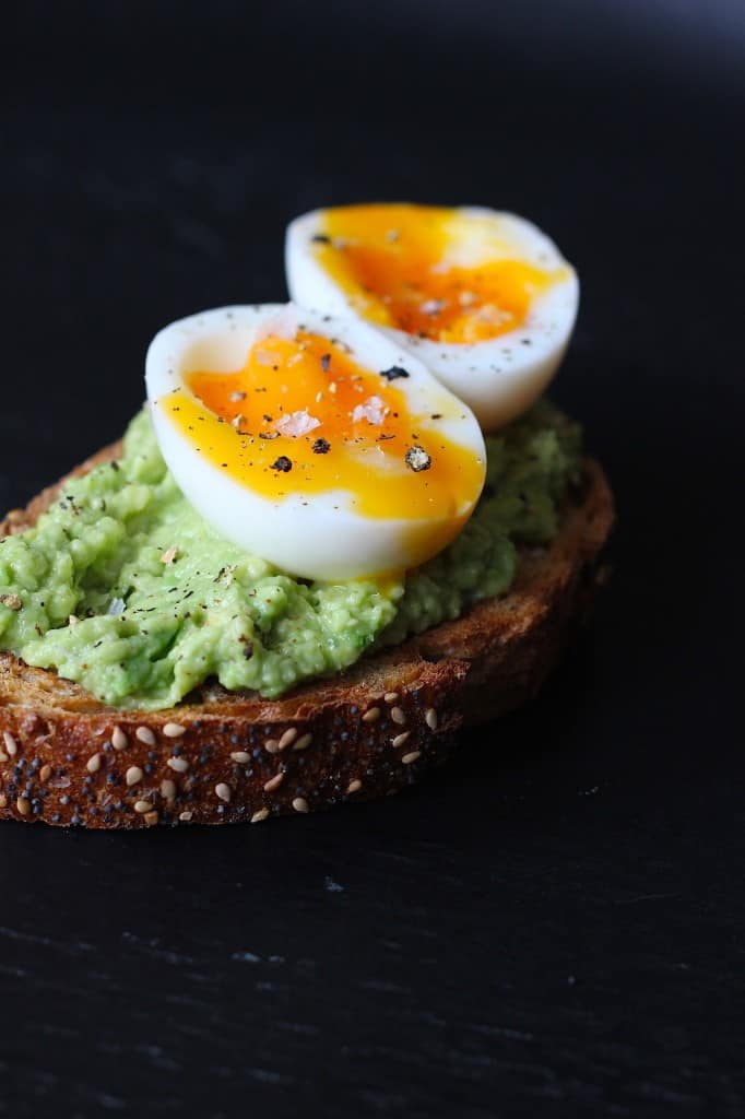 LUNCHTIME: Avocado, ei toast | ENJOY! The Good Life