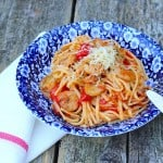 LINGUINE AGLI SCAMPI | ENJOY! The Good Life