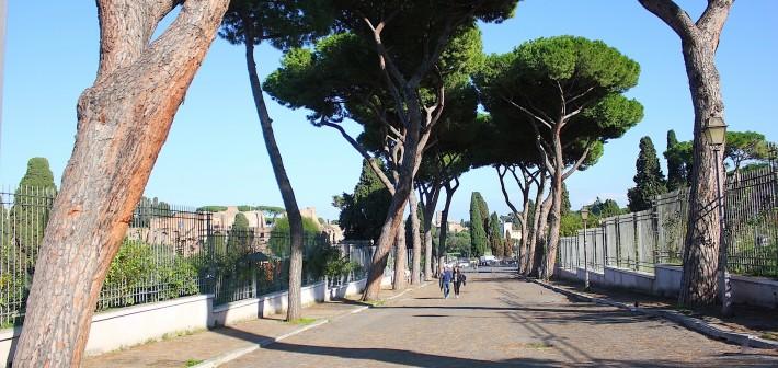 Relaxen in de stadsparken van Rome