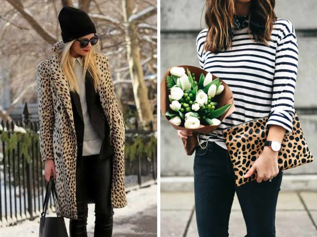 Zó draag je stijlvol een luipaardprint. | ENJOY! The Good Life