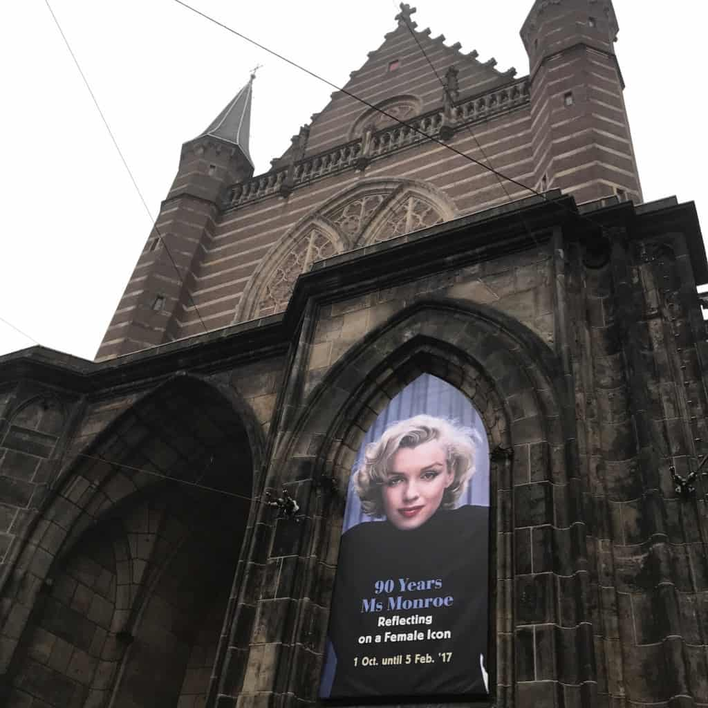 marylin monroe 90 years nwe kerk