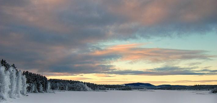 Avontuurlijk wintersporten in Zweden